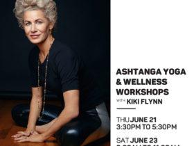 Wellness & Yoga at Yoga Souk, Beirut – June 21 & June 23